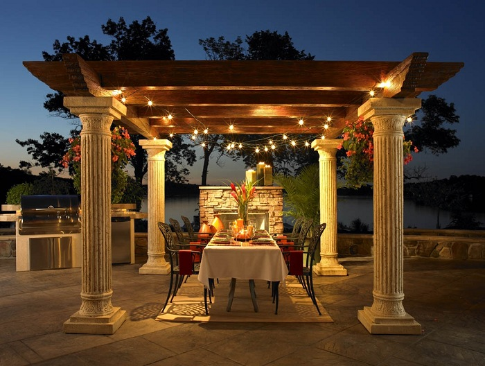 Awesome Pergolas Design 02