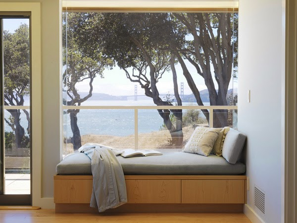Interior Design and Inspiring Window Seat Ideas