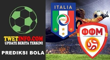 Prediksi Italy U19 vs FYR Macedonia U19