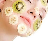 Facial Skin with Fruit