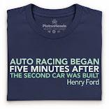 Ele sabia fazer carros e frases