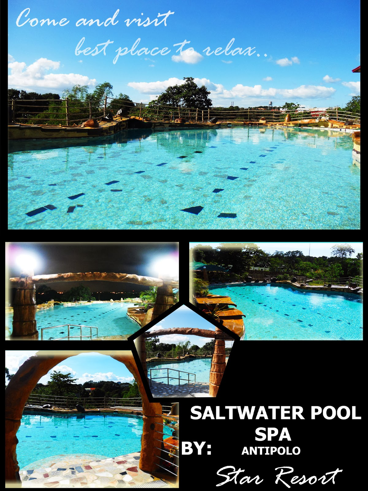 Antipolo star resort 1st saltwater swimming pool in antipolo best place to relax for Sierra madre swimming pool sierra madre ca