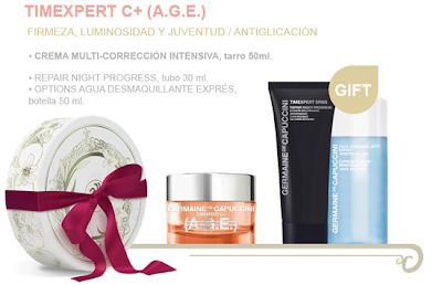 Pack Timexpert C+ AGE y Beaty Crema
