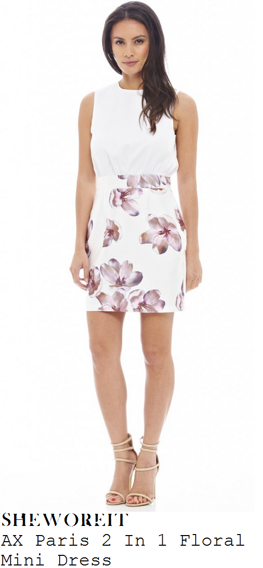 casey-batchelor-white-purple-floral-skirt-sleeveless-mini-dress