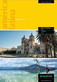 Catálogo Julia Tours América Latina 2015