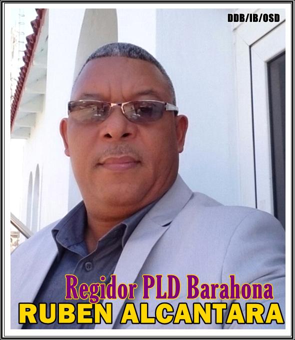 EL REGIDOR DEL PUEBLO SIGUE 2016-2020 SANTA CRUZ DE BARAHONA