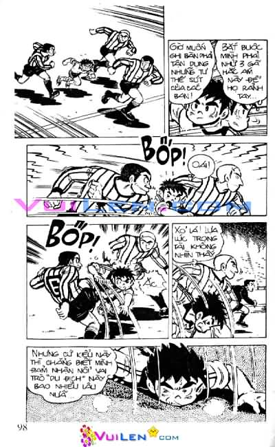 Jindodinho - Đường Dẫn Đến Khung Thành III  Tập 9 page 98 Congtruyen24h