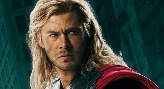 Music N' More: Hot Man Tuesday: Chris Hemsworth