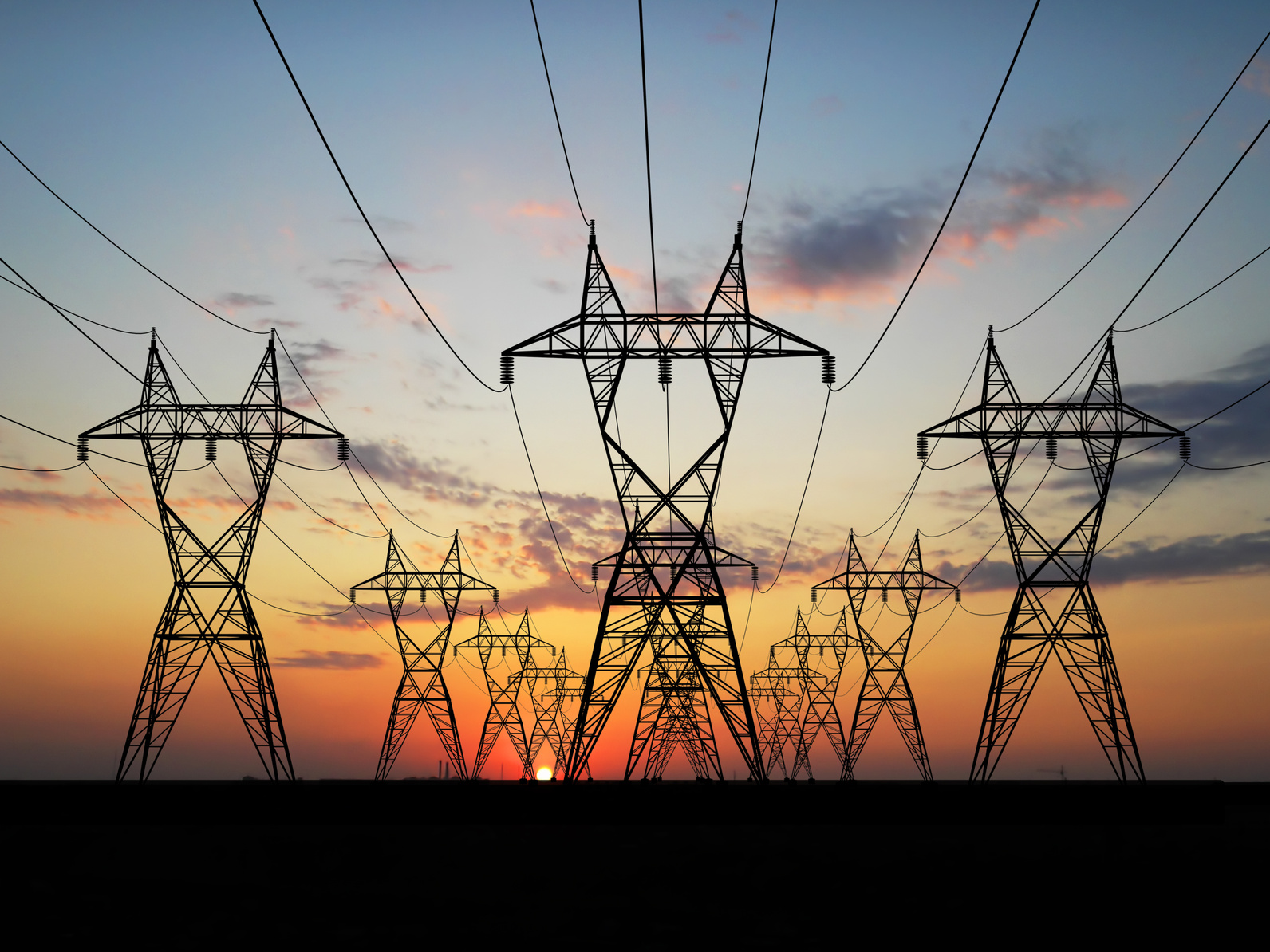 Electric Supply From Generator To Light Bulb Idt