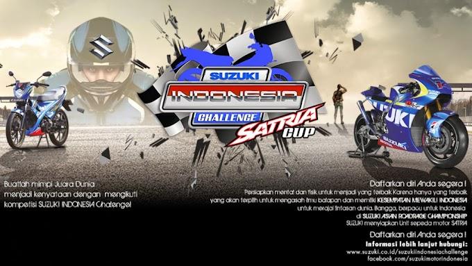 "Suzuki Adakan ""Suzuki Indonesia Challenge-Satria Cup"" 2015"