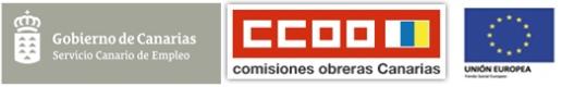 En colaboración con el Servicio Integrado de Empleo (SIE) de CCOO Canarias