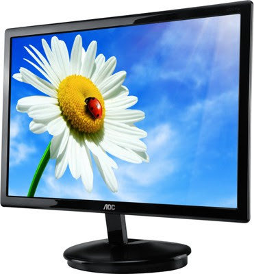 AOC rolls out new Aire Black LED monitor