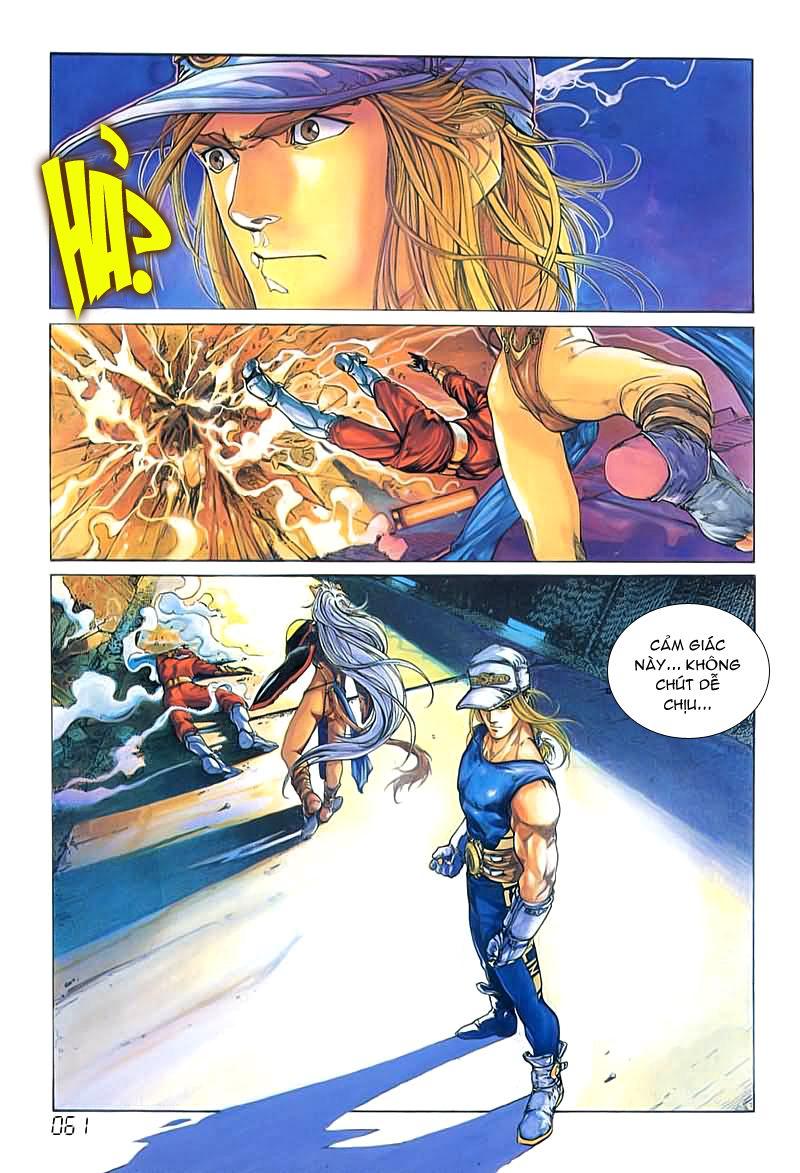 Cyber Weapon Z - Siêu Thần Z chap 4 - Trang 20