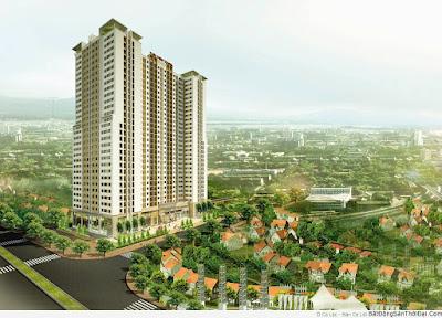 Giá bán căn hộ chung cư tại Hà Nội dịp cuối năm 2015 giữ mức ổn định