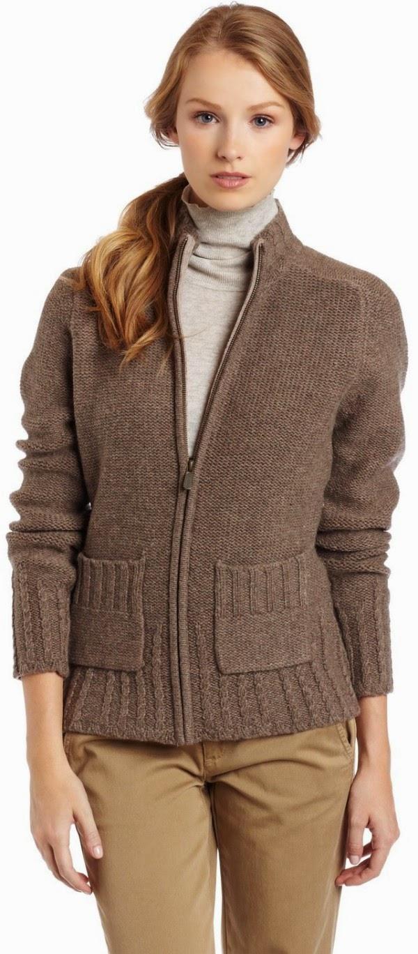 Carhartt Women's Full Zip Sweater
