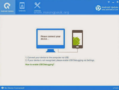 Android Service အတြက္ Tool ေကာင္းေလးတစ္ခု Super Flash v1.6.5