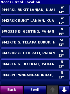 Newly and updated Garmin POI for amateur radio repeaters in Malaysia ...