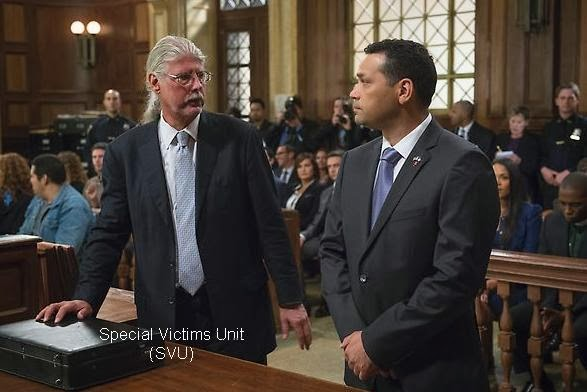 law and order svu anti thesis All things law and order: everything there is to know about all the shows of the law & order brand: l&o, svu, criminal intent, l&o la.