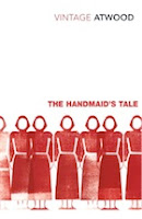 Vintage edition cover of The Handmaid's Tale by Margaret Atwood