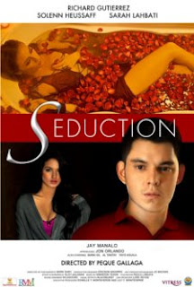 watch Seduction PINOY movie poster reviews