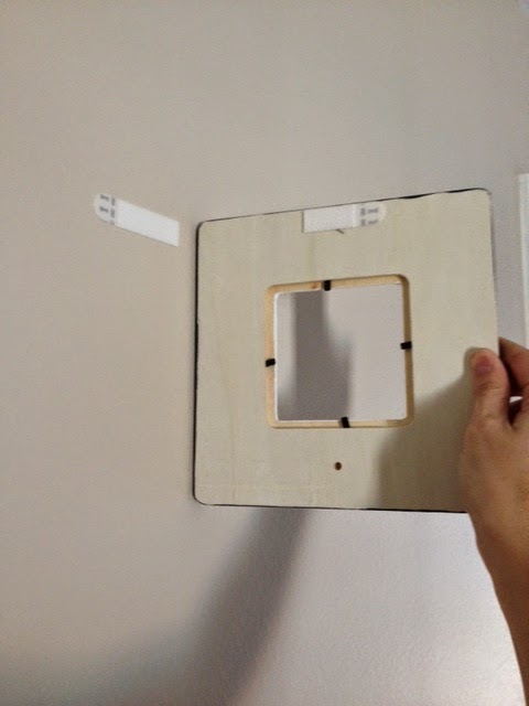 Command Strips To Hang Frame