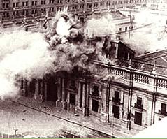 CHILE: Golpe de Estado del 11 de septiembre de 1973