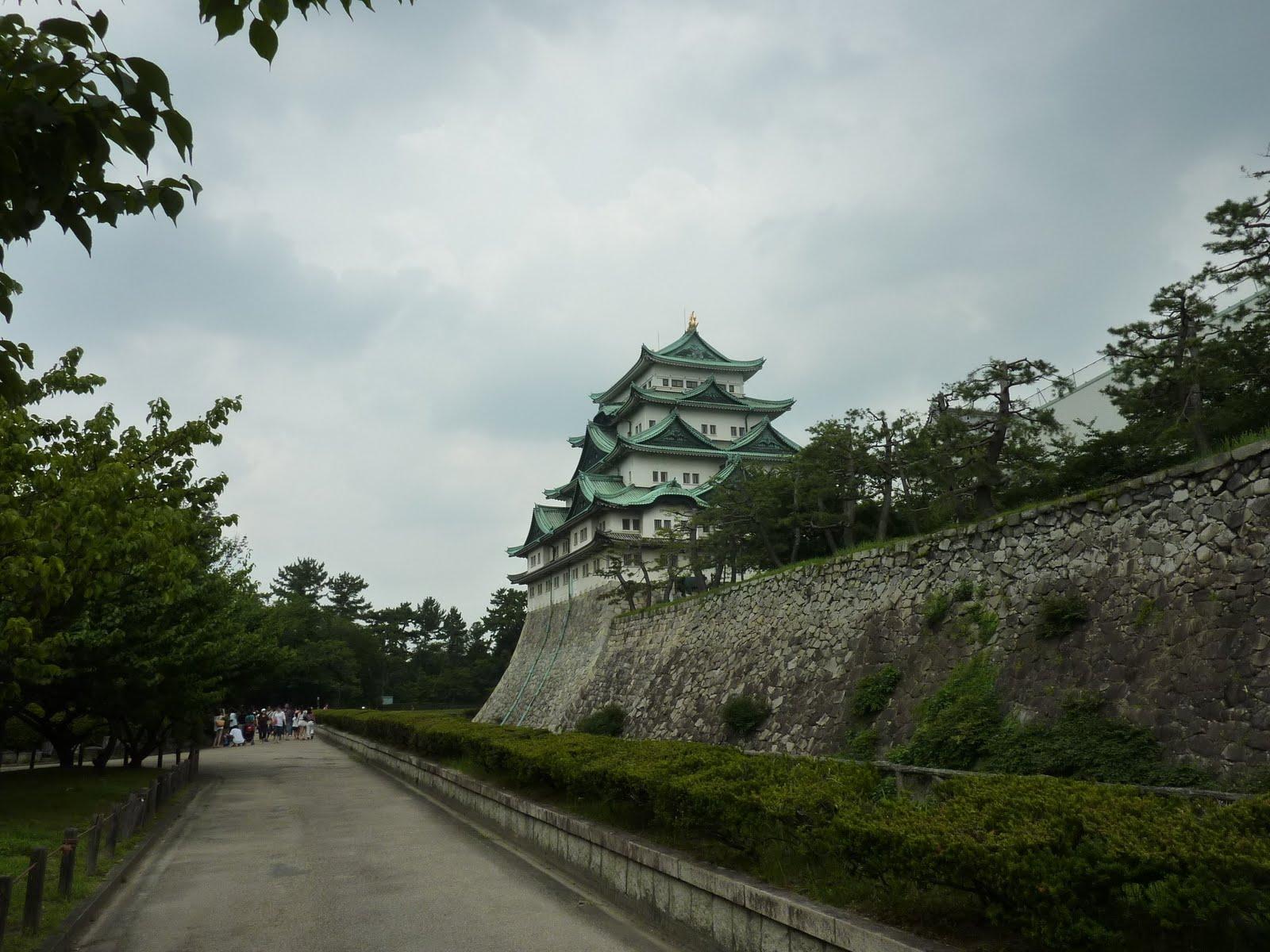 ADAWAK: Nagoya Castle