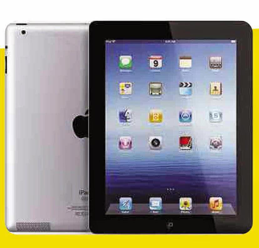 Apple iPad 4 kembali ke pasaran