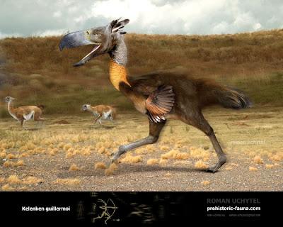 Argentina prehistórica Kelenken