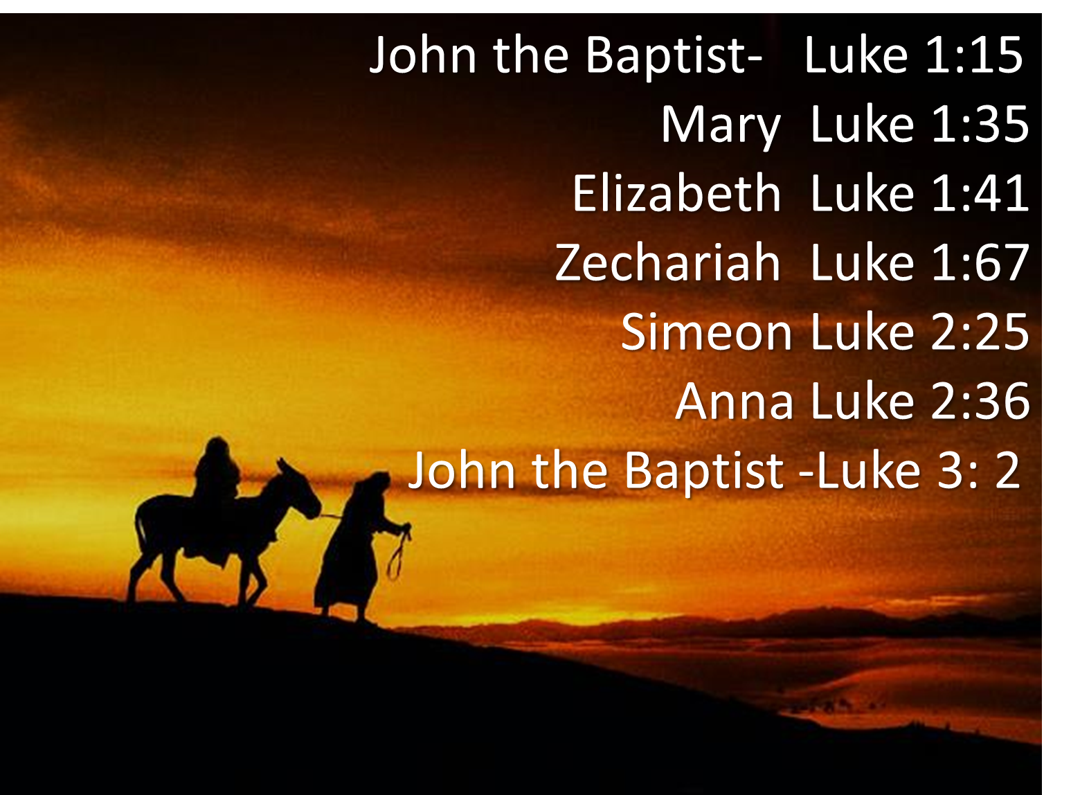 the gospel of luke Christian historians of all denominations respect luke's gospel as a meticulous historical record even many scholarly non-believers have called it the most beautiful book ever written.