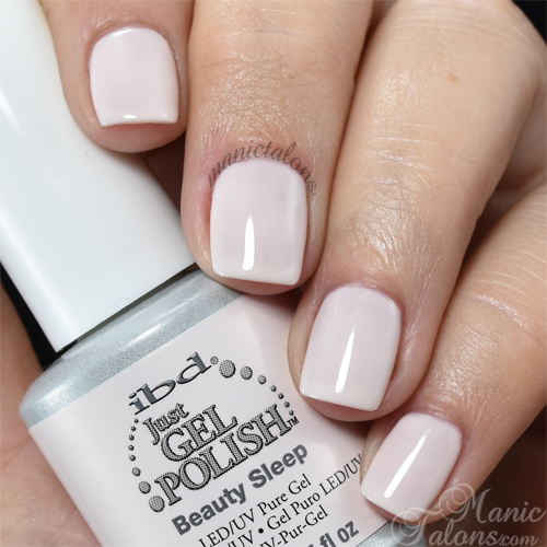 IBD Just Gel Beauty Sleep Swatch