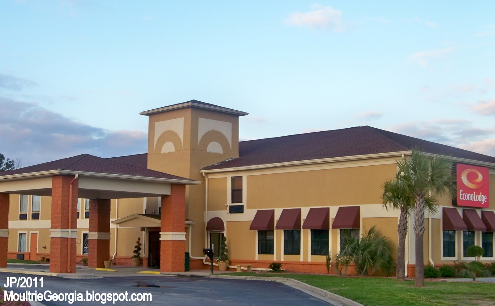Econolodge Hotel Moultrie Georgia Veterans Parkway Lodging Econo Lodge Colquitt County Ga