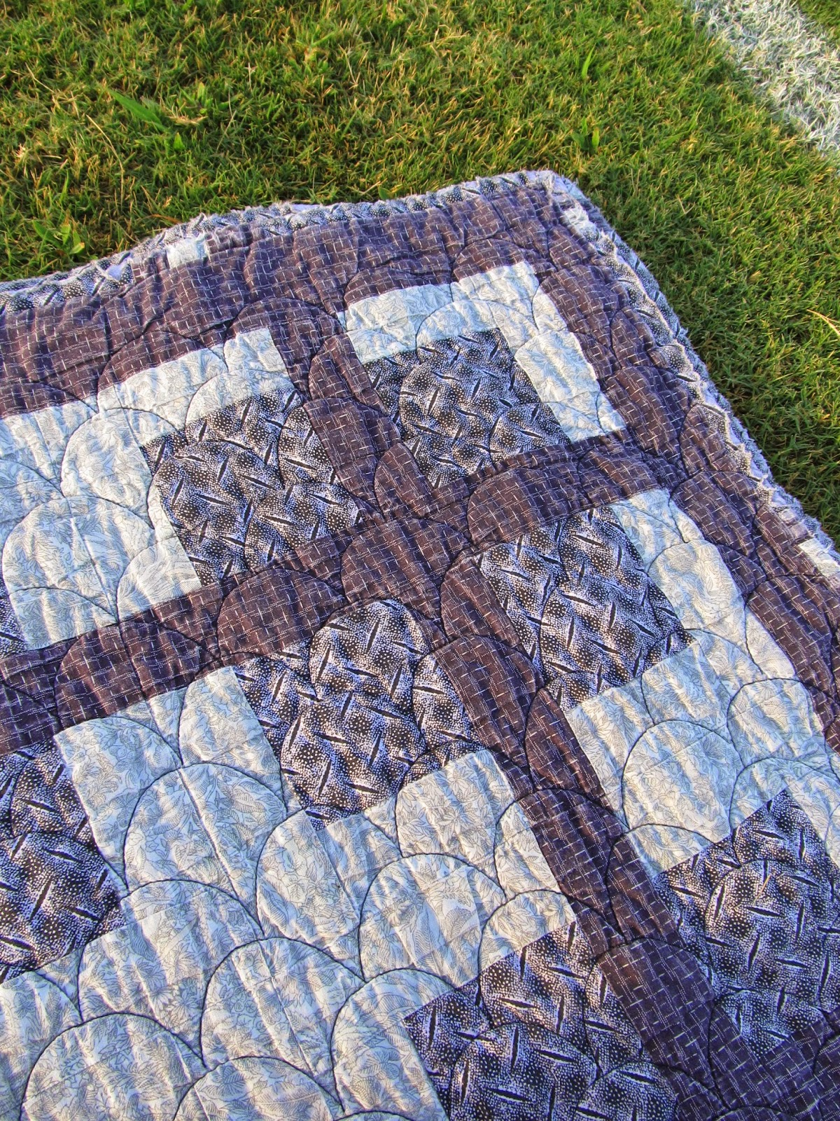 purple quilt pattern and all cutting instuctions