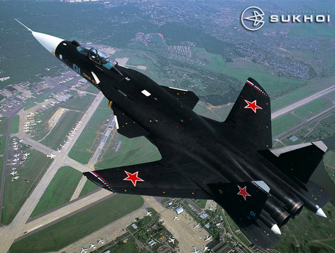 Spesifikasi Pesawat Tempur Sukhoi SU-47  Tercepat