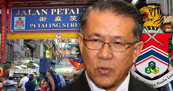 Perhimpunan di Jalan Petaling Sabtu ini tidak dibenarkan – Datuk Bandar