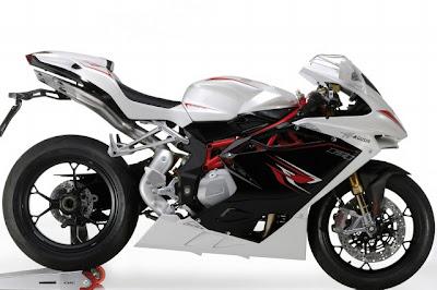 fotos moto MV Agusta F4 2013 recebe ABS com RLM