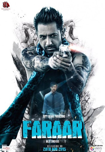Faraar (2015) Punjabi Movie DVDScr 700MB