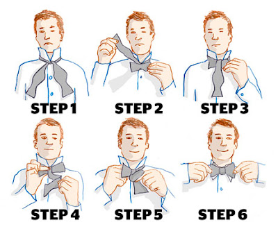 How To Tie A Bow Tie For Dummies