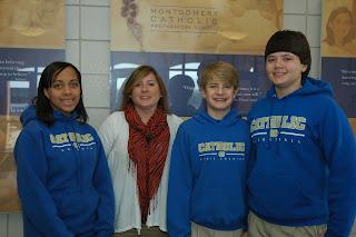 Middle School Students Win Awards at YMCA Junior Youth Legislature 1