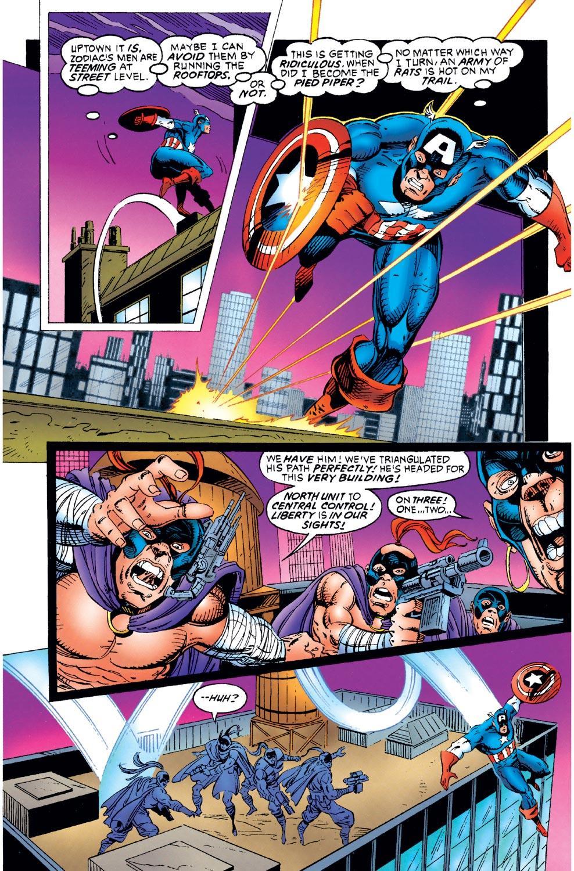 Captain America (1968) Issue #449 #403 - English 18