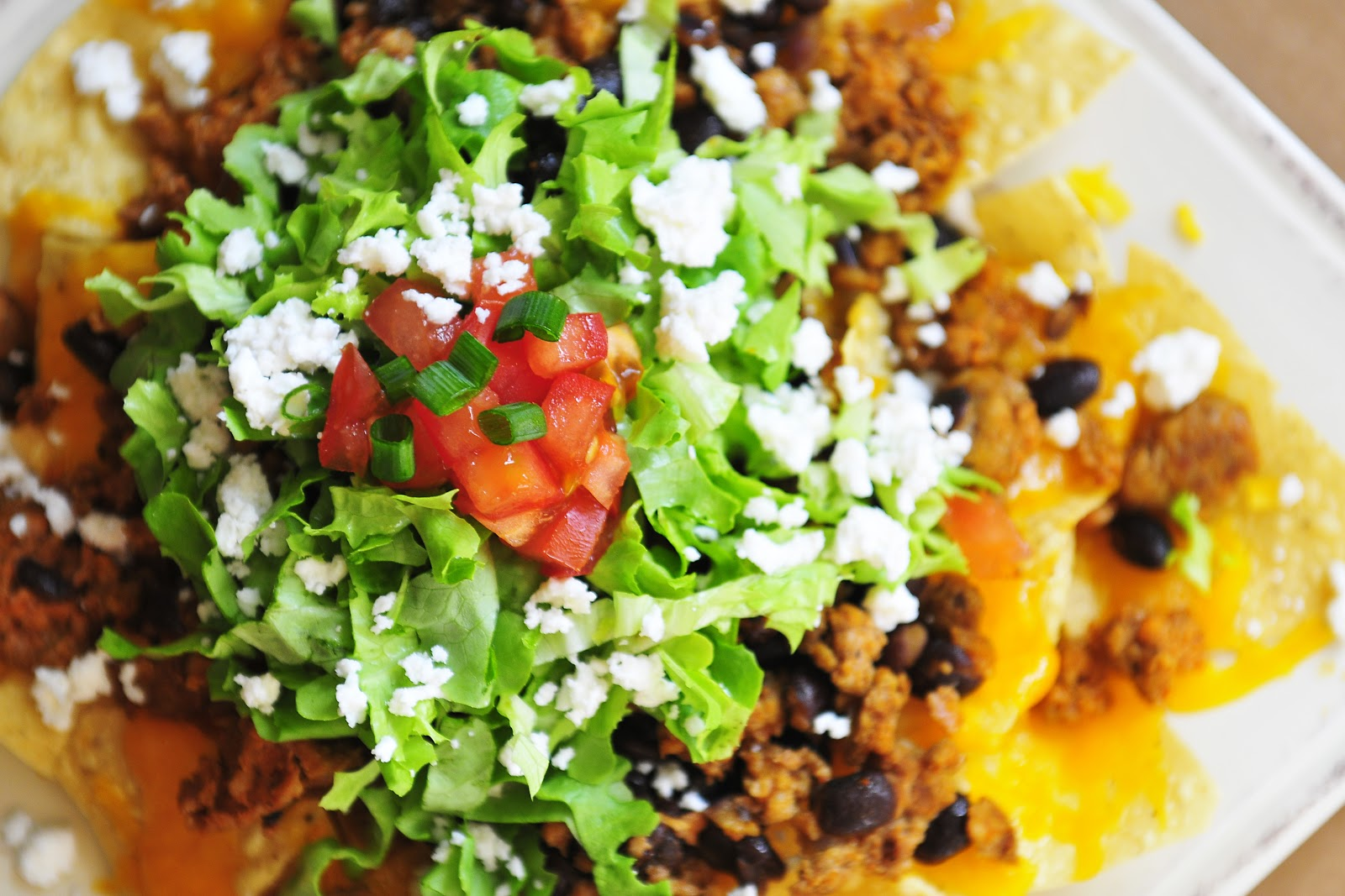recipe chorizo and black bean nacho s 4 chorizo sausages uncased and ...