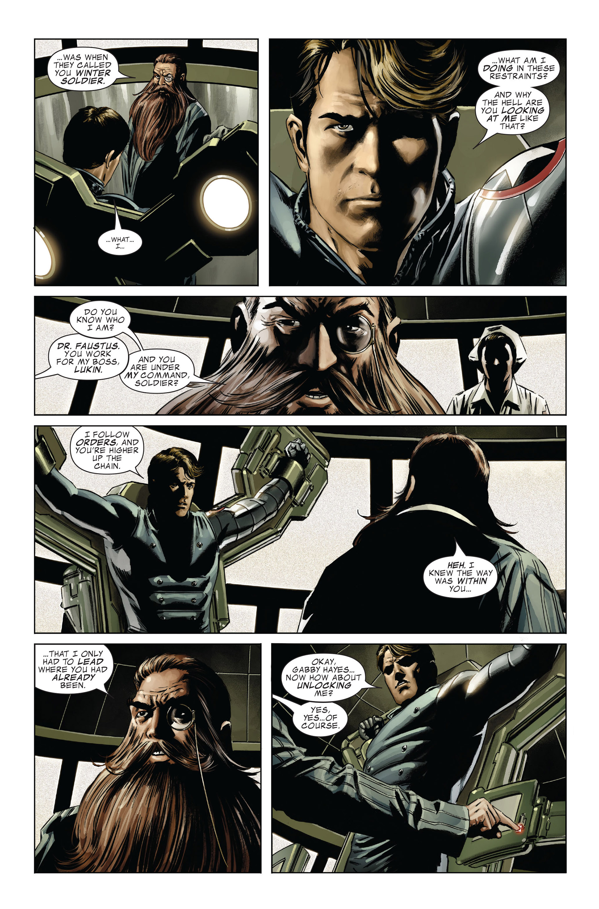 Captain America (2005) Issue #31 #31 - English 22