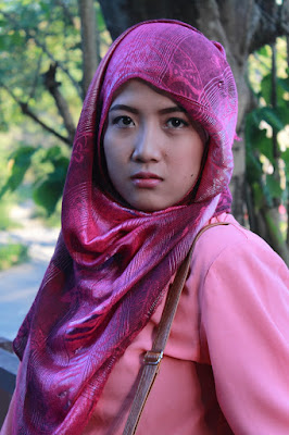 model photography hijab