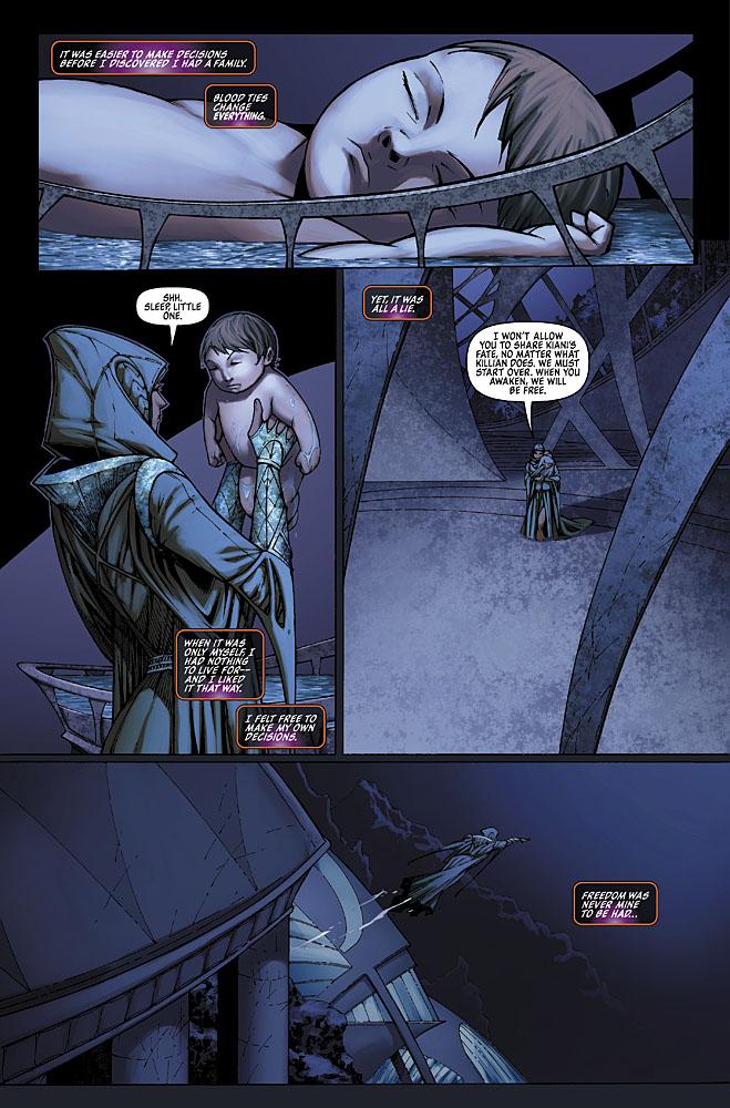 Future Collection: FATHOM: KIANI (vol 2) #4