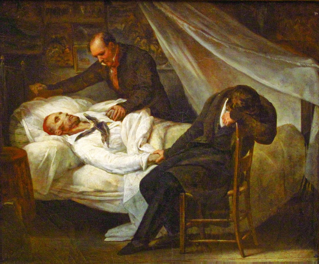 Kunst in de negentiende eeuw - Schilderij in de kamer ...