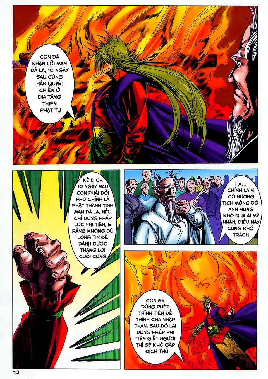 Lục Đạo Thiên Thư chap 37 - Trang 13