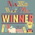 NaNoWriMo Winner