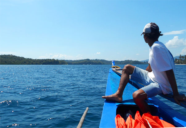 Sambawan Island (Leyte Islan Philippines Address, Attraction)