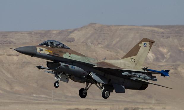 Arabia Saudyjska otwiera niebo dla izraelskiego lotnictwa wojskowego ???