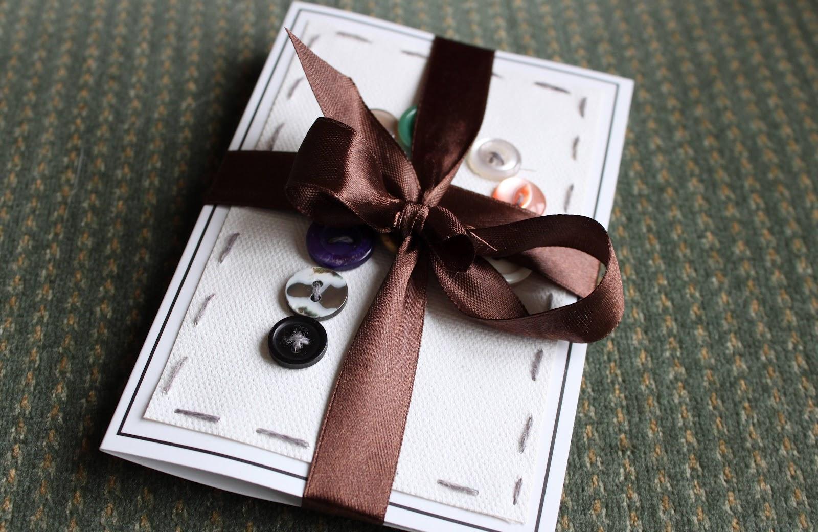 Easy Simple Handmade Birthday Present